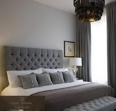Bedroom Inspiration – Romantic Glam