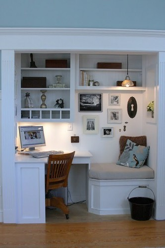 Tiny Home Office Spaces Emerald Interiors Blog