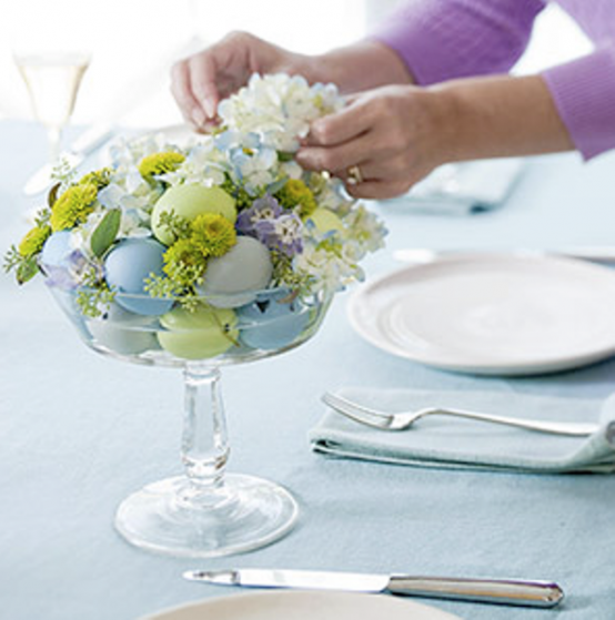 ... decoration ideas for your easter table 23 554x559 495x500 Happy Easter