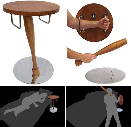 Interesting Bedside Tables 10 unusual & creative bed side tables | emerald interiors blog