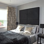 Rockfield Guest Bedroom 001a 150x150 How to Decorate a Black and White Bedroom