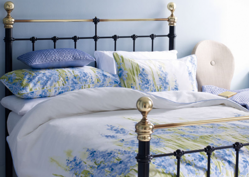 Bluebells Bedset from  Marks & Spencers