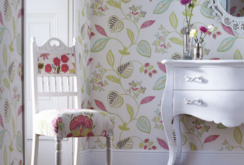 Harlequin Anoushka Wallpaper Collection 500x338 All Things Bright & Beautiful