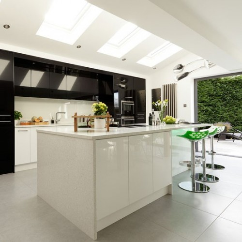 Modern Kitchen 500x500 Rooms for an Irish Summer!