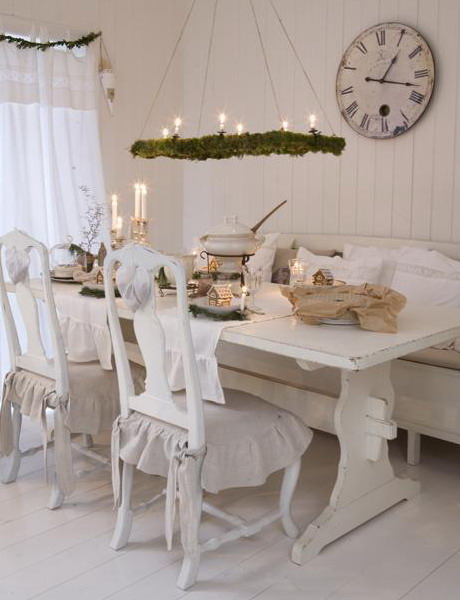 Shabby chic charm emerald interiors blog Decorating your home shabby chic cottage style