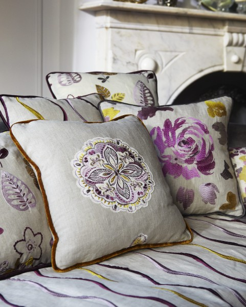 Cushion - Custom Made -  Prestigious Textiles - Jamboree Collection2