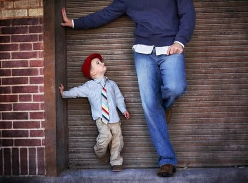 creative family photographs