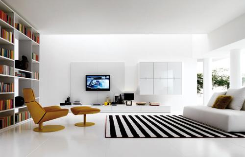 Guest Post Modernly Modern Living Rooms Emerald Interiors Blog - Avant garde living rooms