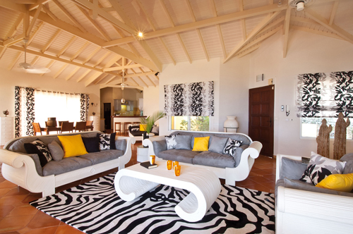 Animal print zebra living room home design 2016 2017 for Leopard print living room ideas
