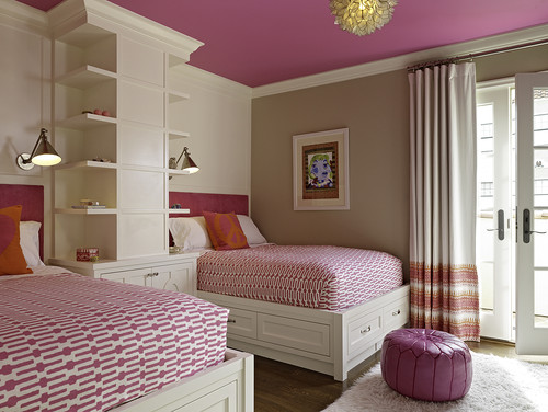 Trend contemporary bedroom