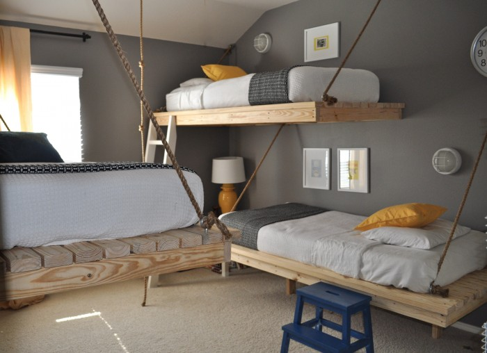 Interior Boys Shared Bedroom Ideas 18 shared bedroom ideas for kids emerald interiors blog how about this cool layout 3 boys sharing image source the bumper crop