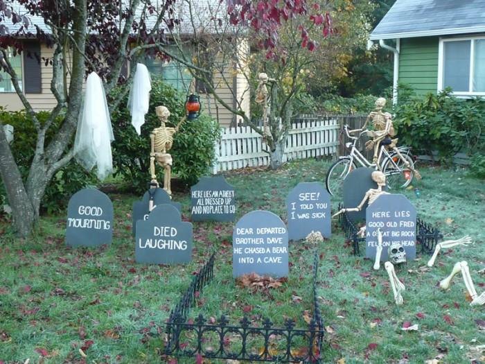 halloween-gravestones