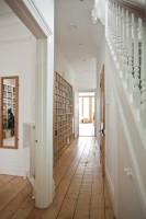 decorating ideas for a narrow hallway
