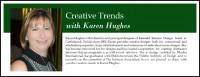 Creative Trends - Karen Hughes  Emerald Interior Design