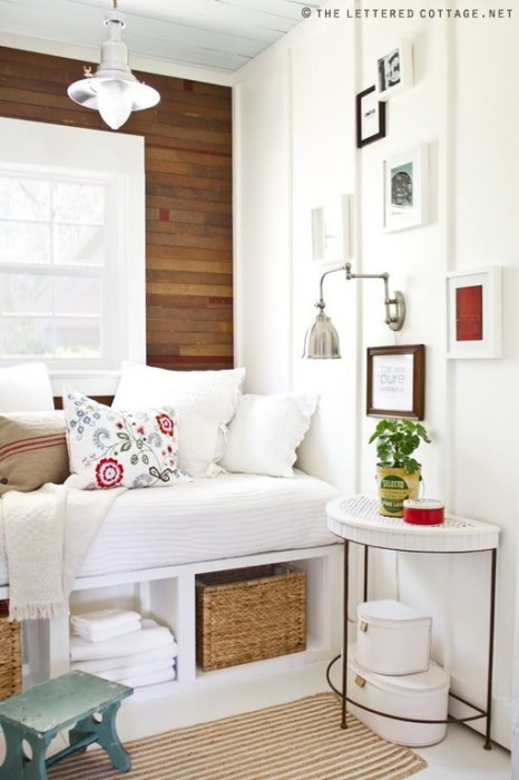 how to make small rooms looks larger